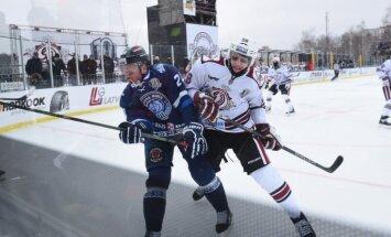 'Winter Ice Break' spēle: Rīgas 'Dinamo' – Minskas 'Dinamo'. Teksta tiešraide