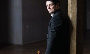 Lielajā ģildē notiks Georga Sarkisjana solokoncerts