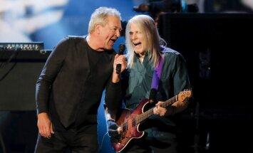 Rokenrola slavas zālē uzņem reperus 'N.W.A' un grupu 'Deep Purple'