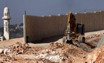 Izraēla atbrīvo 550 palestīniešu cietumniekus