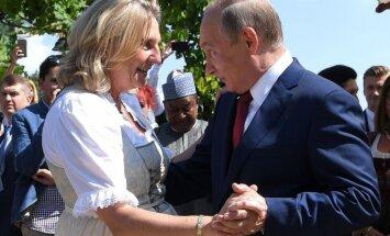 Āris Jansons: Kādēļ Putins dejoja Austrijā?