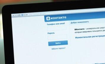 Ukraina bloķē piekļuvi Krievijas sociālajiem tīkliem