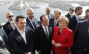 На саммите ЕС на Мальте утвержден план поддержки Ливии