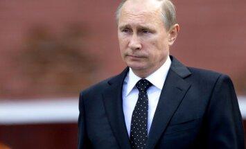 Putins jāaptur tūdaļ, brīdina ASV eksperts