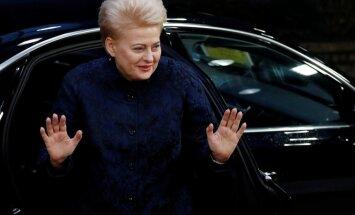 Lietuvai būs jāpilda tiesas spriedums CIP cietumu lietā, atzīst Grībauskaite
