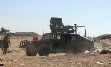 Vēl 1500 ASV karavīru nosūtīšana uz Irāku sāk 'jaunu fāzi' karā pret 'Islāma valsti', paziņo Obama