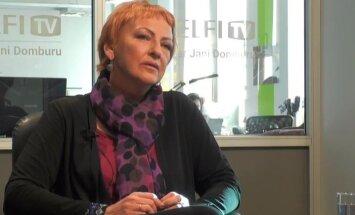 Gundega Repše: 'Mēs. Latvija, XX gadsimts' ir atbilde 'nīkulīgajai un nihilistiskajai atmosfērai'