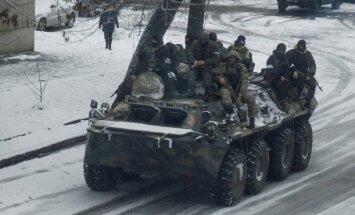 Krīze Luhanskā: Plotņickis ieradies Maskavā, radio un TV neraida