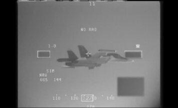 Nemierīgās Baltijas debesis – Nīderlandes iznīcinātāji pārtver un filmē Krievijas lidmašīnas
