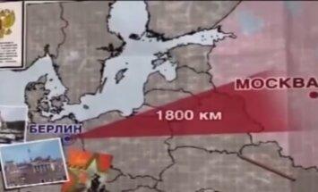 Krievijas TV parāda, cik viegli Krievijas armija varētu ieņemt Eiropu
