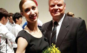 Latvijas dejotāji plūc laurus Korejas Starptautiskajā baleta konkursā