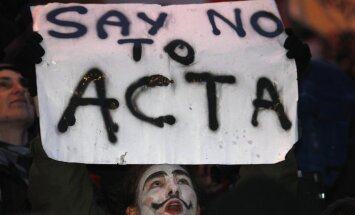 EP noraida ACTA vērtēšanu ES Tiesā