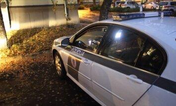 Рига: в ДТП пострадал младенец, травмы получили также двое мужчин