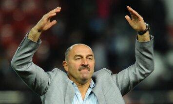 coach Stanislav Cherchesov