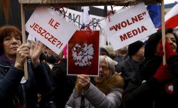 'Delfi' Polijā: Ja gribi valdīt – kontrolē medijus