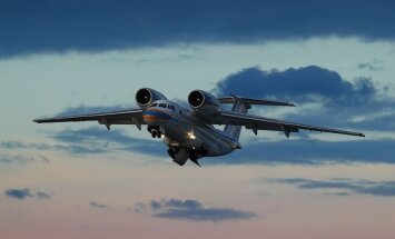 Tadžikistānā notiesāto pilotu darba devēju lidmašīna 'An – 74' aizturēta Afganistānā