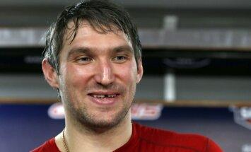 Овечкин первым из российских хоккеистов забросил 600 шайб в НХЛ