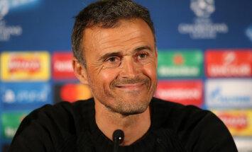 Par Spānijas futbola izlases jauno treneri iecelts Luiss Enrike