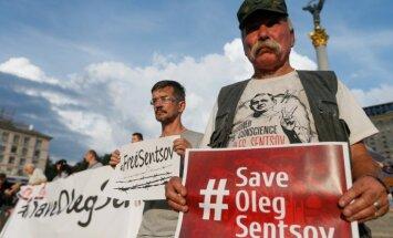 Ukraina vēršas ECT par politieslodzīto tiesību pārkāpumiem Krievijā