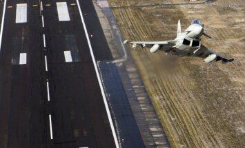 Союзники усилят миссию Балтийского воздушного патруля