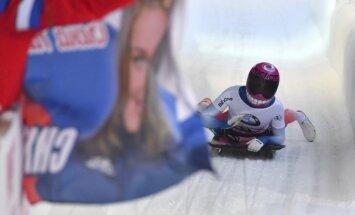 Zubkovs cer, ka skeletoniste Ņikitina varētu startēt olimpiskajās spēlēs