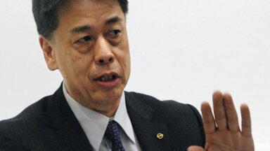 'Nissan' vadītāja amatā ieceļ Ķīnas struktūrvienības direktoru
