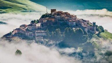 Trīs mazi ciematiņi, kas izskatās gluži kā no pasaku grāmatām