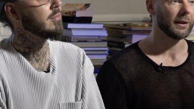 Kašeram ar vīru kremt, ka viņi nevarēja salaulāties Latvijā