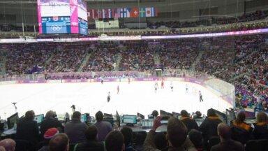 Ķīnas vīriešu hokeja izlasei vēl nav garantēta vieta Pekinas olimpisko spēļu turnīrā