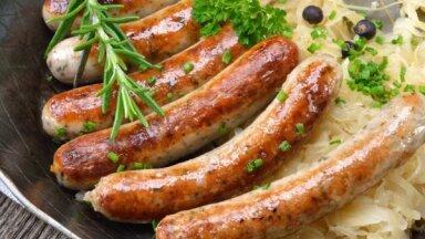 Не колбасой единой: что и где едят немцы