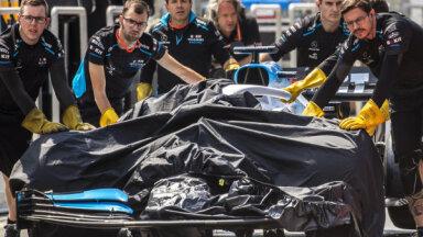'Williams' apsver iespēju pārdot F-1 komandu pēc daudzmiljonu zaudējumiem