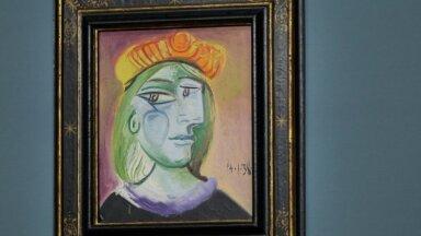 Pikaso darbi Lasvegasā izsolīti par teju 110 miljoniem dolāru