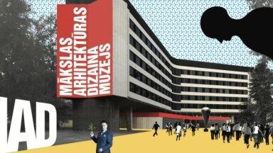 NRJA piedāvā Kronvalda parkā veidot Laikmetīgās mākslas, arhitektūras un dizaina muzeju