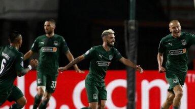 Krievijai trīs klubi UEFA Čempionu līgā – pēdējo kārtu pārvar arī 'Krasnodar'