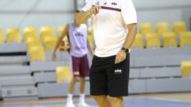 Štelmahers par gaidāmajiem Latvijas izlases treniņiem: varēsim viens otru labāk iepazīt