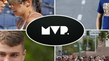 'MVP': pludmales volejbola 'santabarbara', X stunda Latvijas biatlonā un Pučes 'popūrijs'