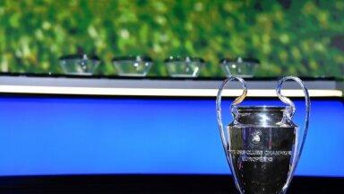 UEFA Čempionu līgas grupu turnīrā tiksies Ronaldu un Mesi
