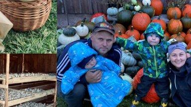 Dzimtas tradīciju turpinātāji. Ciemos pie Stabļovas ķiploku audzētājiem