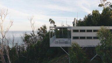 ФОТО. Стильный дизайнерский дом в Австралии, в котором нет ничего лишнего
