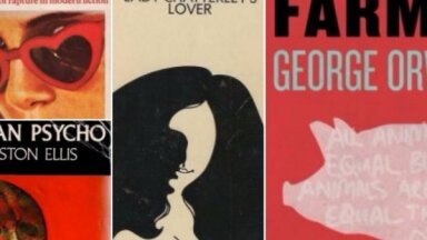 Skandāli, cenzūra un nāves draudi: 10 slavenas grāmatas, kas tikušas aizliegtas