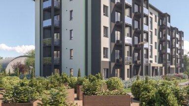Foto: Ieguldot 10 miljonus eiro, VEF apkaimē būvēs daudzdzīvokļu namus