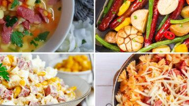 Mednieku desiņas – sacepumos, zupās, salātos: 14 kārdinošas receptes
