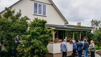 Foto: Liepājā noskaidroti krāšņākie dārzi un sakoptākie īpašumi