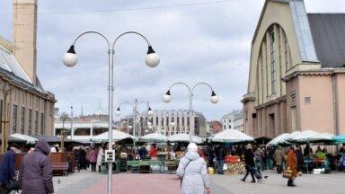 Centrāltirgū gribēja būvēt lielveikalu – raidījums norāda uz Ušakova un Teilāna interesēm