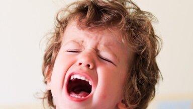 Bērnam histērijas lēkmes: pieredze un ieteikumi pareizākai rīcībai