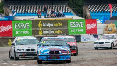 Rallijkrosa čempionāta sacīkstes braucējus pulcēs Biķernieku trasē jūlijā