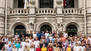 Foto: Latvijas Nacionālais teātris atklāj 103. sezonu