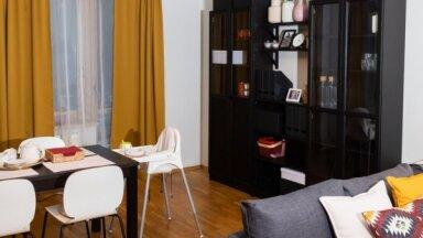 ФОТО. Одно помещение, много функций: как обустроить жилую комнату для большой семьи