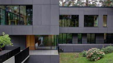 Foto: Kādas privātmājas pieteiktas Latvijas Arhitektūras gada balvai