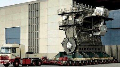 Экономия? Нет, не слышал! 10 самых больших моторов в мире